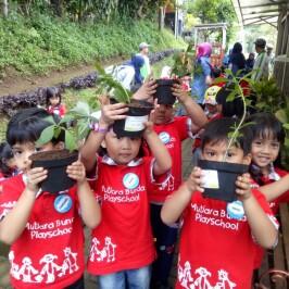Kunjungan TK Mutiara Bunda