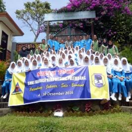 Kunjungan SMK Farmasi Bina Medika