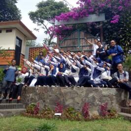 Kunjungan SMKN 9 Kabupaten Tangerang